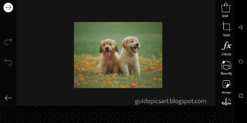 Cara Menggunakan Alat Pemilihan PicsArt | Tutorial