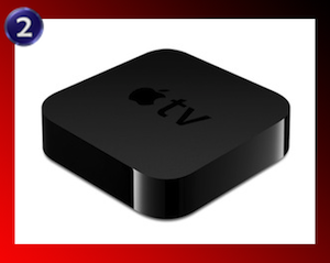 Apple TV Top Media Server for streaming iTunes content