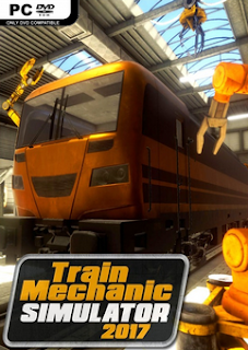 Download Game Train Mechanic Simulator 2017