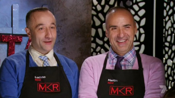 My kitchen rules season 7 episode 8 luciano martino for Y kitchen rules season 8
