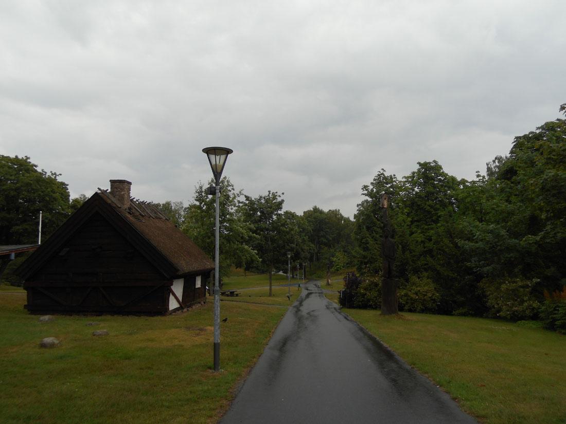 Hembygdsparken i Hässleholm