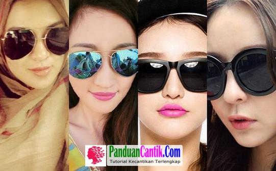 5 Tip Memilih Kacamata Sesuai Bentuk Wajah Dan Hidung Pria Wanita 3462f93e98