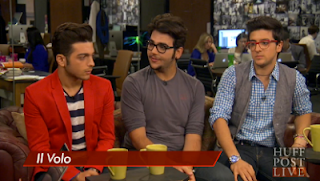 Il Volo Italian Boy band