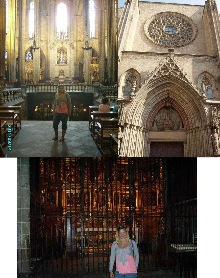 Barcelona kościoły