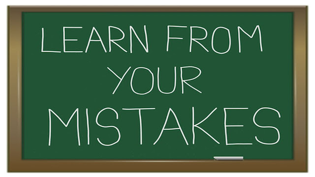 गलती करने से भी ना घबराएं