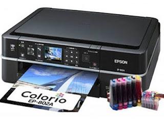 Máy in epson EP-802A