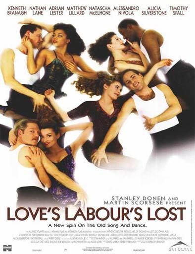 Ver Trabajos de amor perdidos (2000) Online