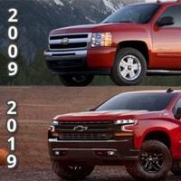 10 Year Challenge Otomobiller