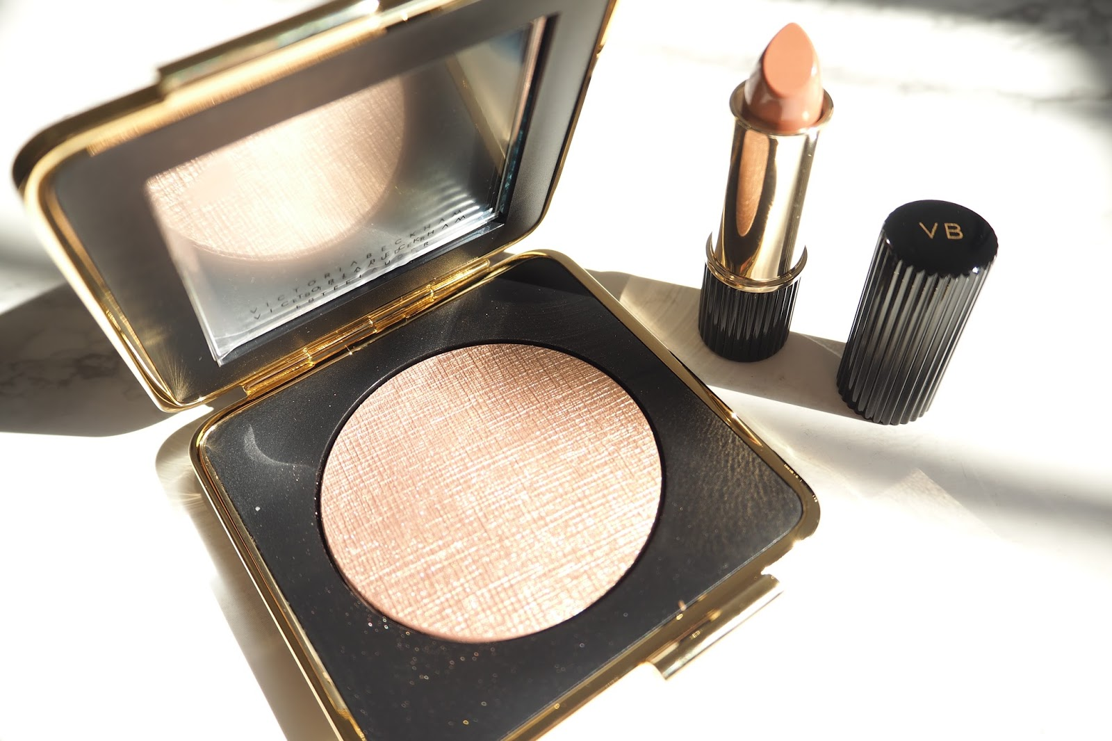 Victoria Beckham X Estée Lauder Makeup