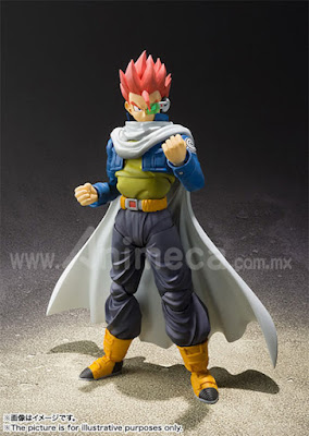 Figura TP (Time Patroller) XENOVERSE Edition S.H.Figuarts Dragon Ball Z