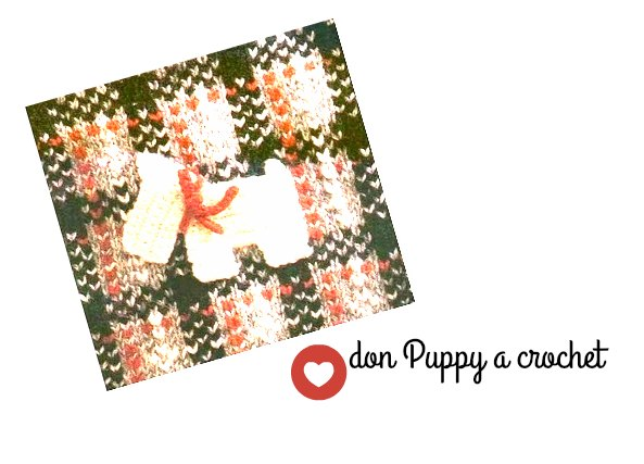 Patron Crochet Puppy