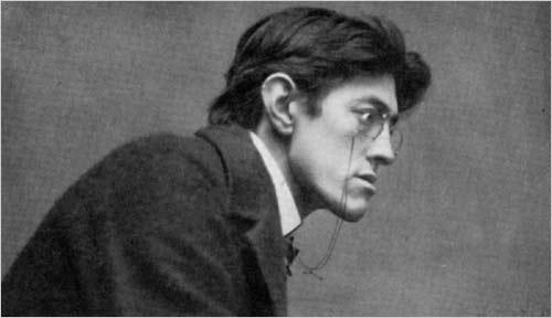 Portrait of Sadakichi Hartmann by Zaida Ben-Yusuf, 1899