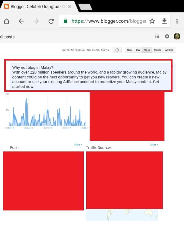 Mengapa Blogger Mempromosikan Untuk Membuat Blog Bahasa Melayu (Indonesia) ?