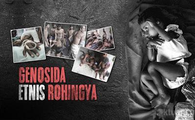 Imam Besar Istiqlal Desak Pemerintah Jokowi Perjuangkan Hak Korban Rohingya