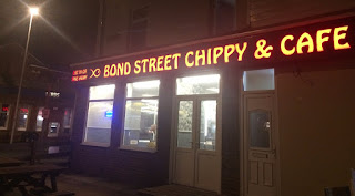 Weekly Goings-On #103 - Sponsored by Bond Street Chippy