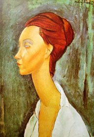 Portrait of a Girl: Amedeo Modigliani