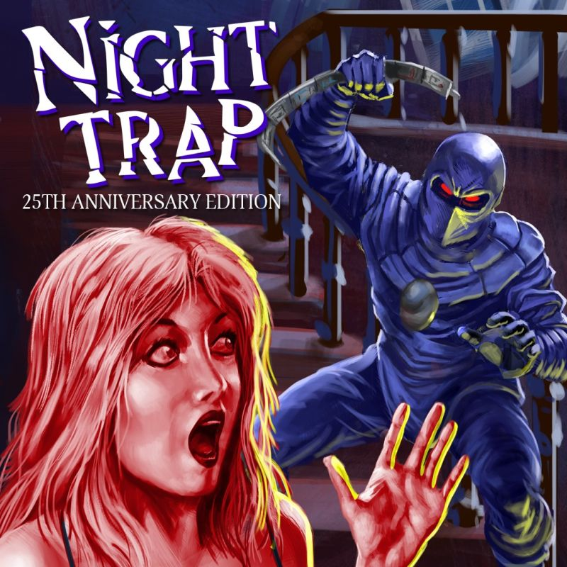 Trophy Unlocked: Night Trap - 25th Anniversary Edition (PS4)