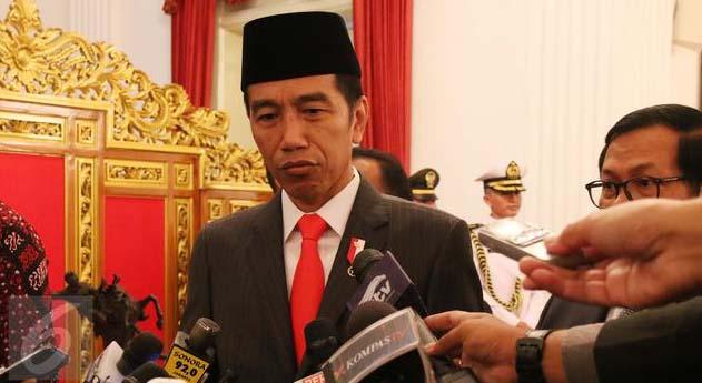 Jokowi Tuduh Isu Daya Beli Turun Dibikin Lawan Politik Pilpres 2019