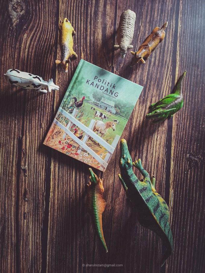 [Buku] Politik Kandang (Animal Farm) Oleh George Orwell