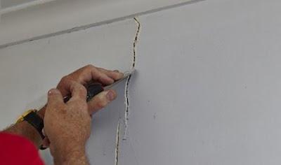 Cara Paling Cepat Atasi Masalah Dinding Rumah Yang Retak 3