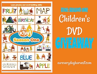 Children's DVD Giveaway