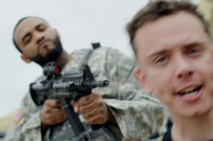 Watch: Joyner Lucas - ISIS Featuring Logic