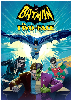 Batman vs. Duas-Caras Dublado (2017)