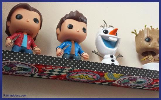 POP shelf - Sam & Dean