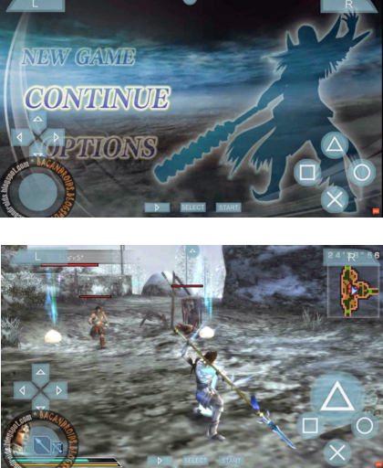 download dynasty warriors strikeforce ppsspp iso high compressed