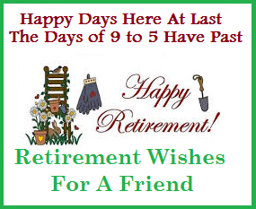 Sample messages and wishes retirement are you at a loss for words on what to write on a retirement card for a friend well you have reached the right spot here is a amazing list of retirement yadclub Image collections