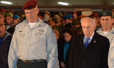 """Reator nuclear israelense é rebatizado de """"Shimon Peres"""""""