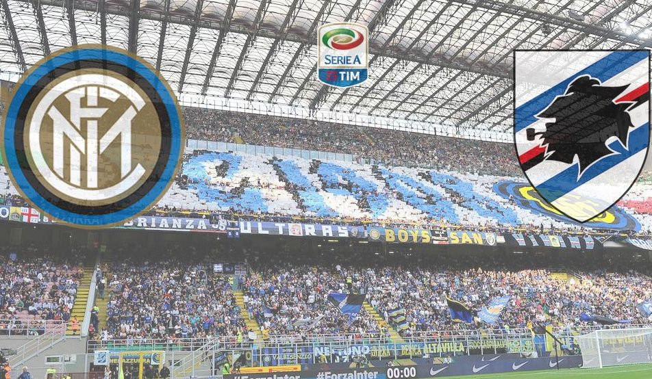 Vedere INTER SAMPDORIA Streaming Video Rojadirecta