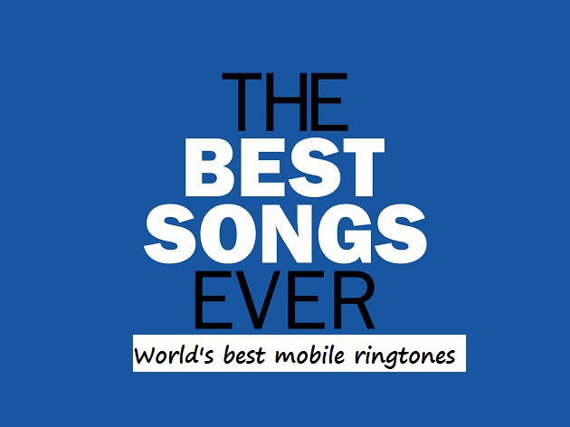 Top 5 websites to download free ringtone for iphone.