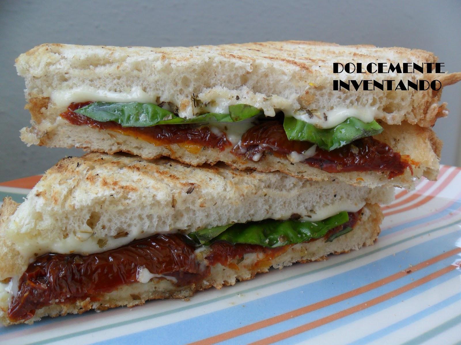 Cosa Cucinare Ad Agosto dolcemente inventando : un sandwich gustoso se non avete