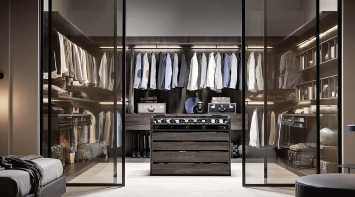 13 Ideas For Placing A Dressing Room For Men In A Room Lady S Houses