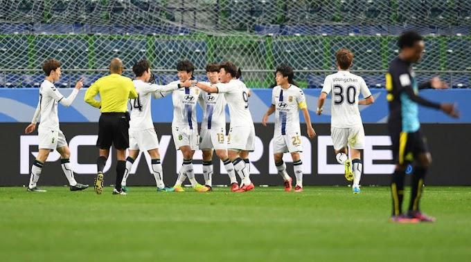 Jeonbuk Motors 4 Mamelodi Sundowns 1: Asian champions claim Club World Cup fifth spot