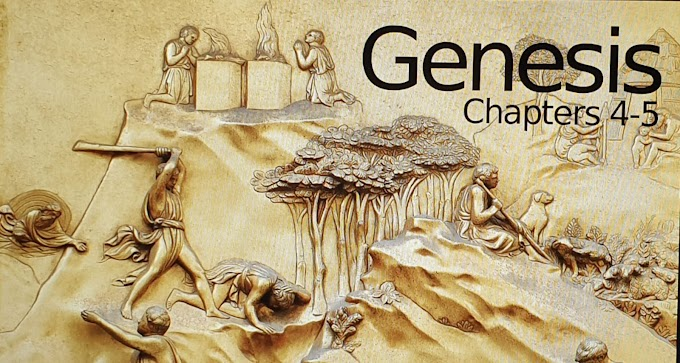 Genesis 4 ( Yaratılış )
