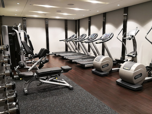 Sofitel Singapore City Centre Gym