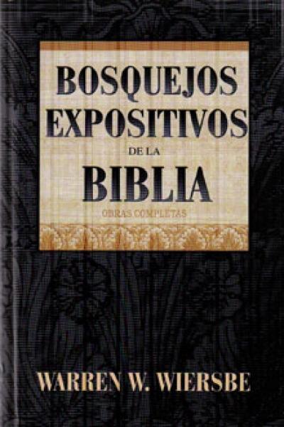 bosquejos expositivos de la biblia warren w wiersbe pdf gratis
