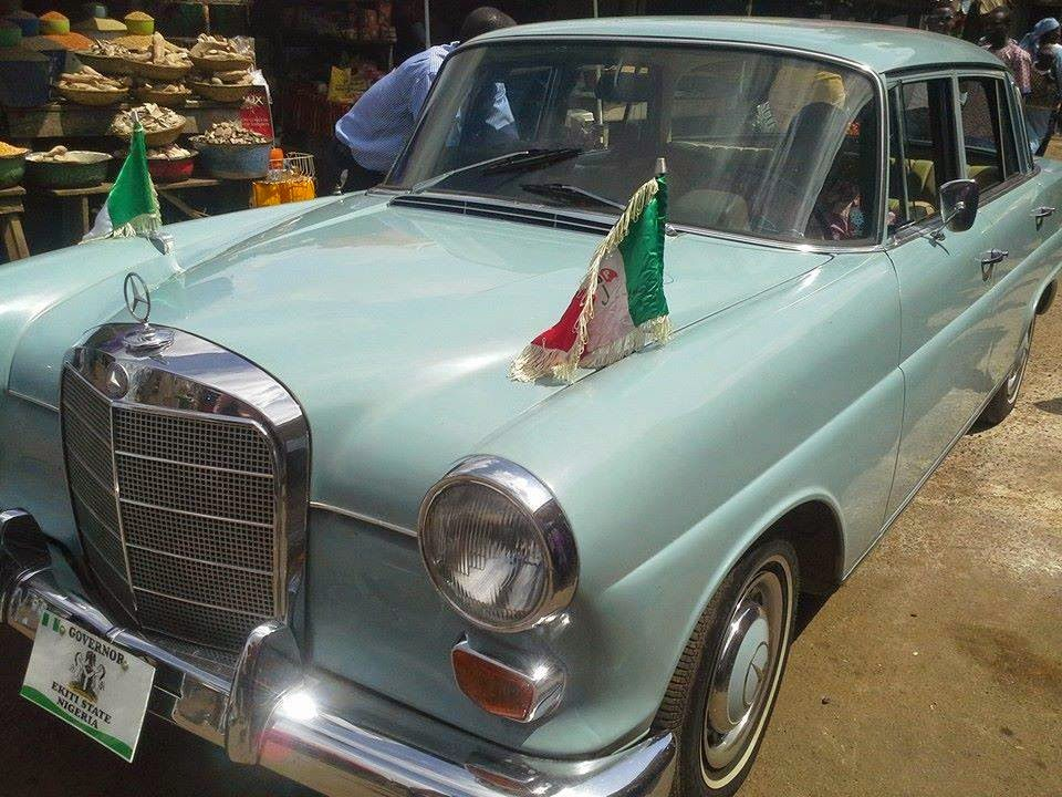 1957 mercedes benz 220s sedan a review of gov ayodele for 1957 mercedes benz 220s