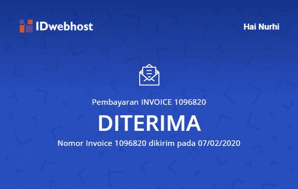 Langkah Mudah Cara Perpanjang Domain Di IDwebhost