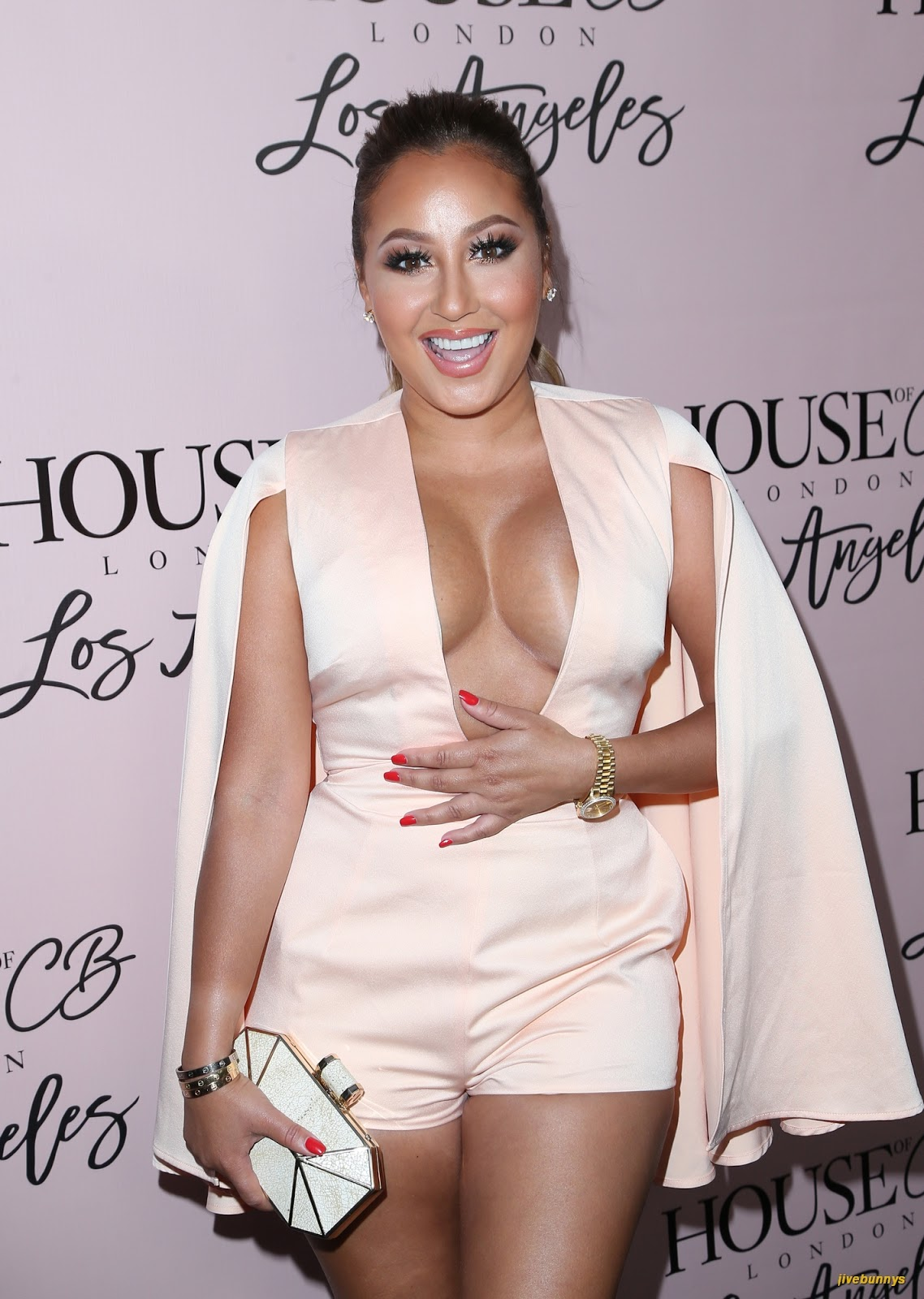 Adrienne Bailon Sexy Pictures 108