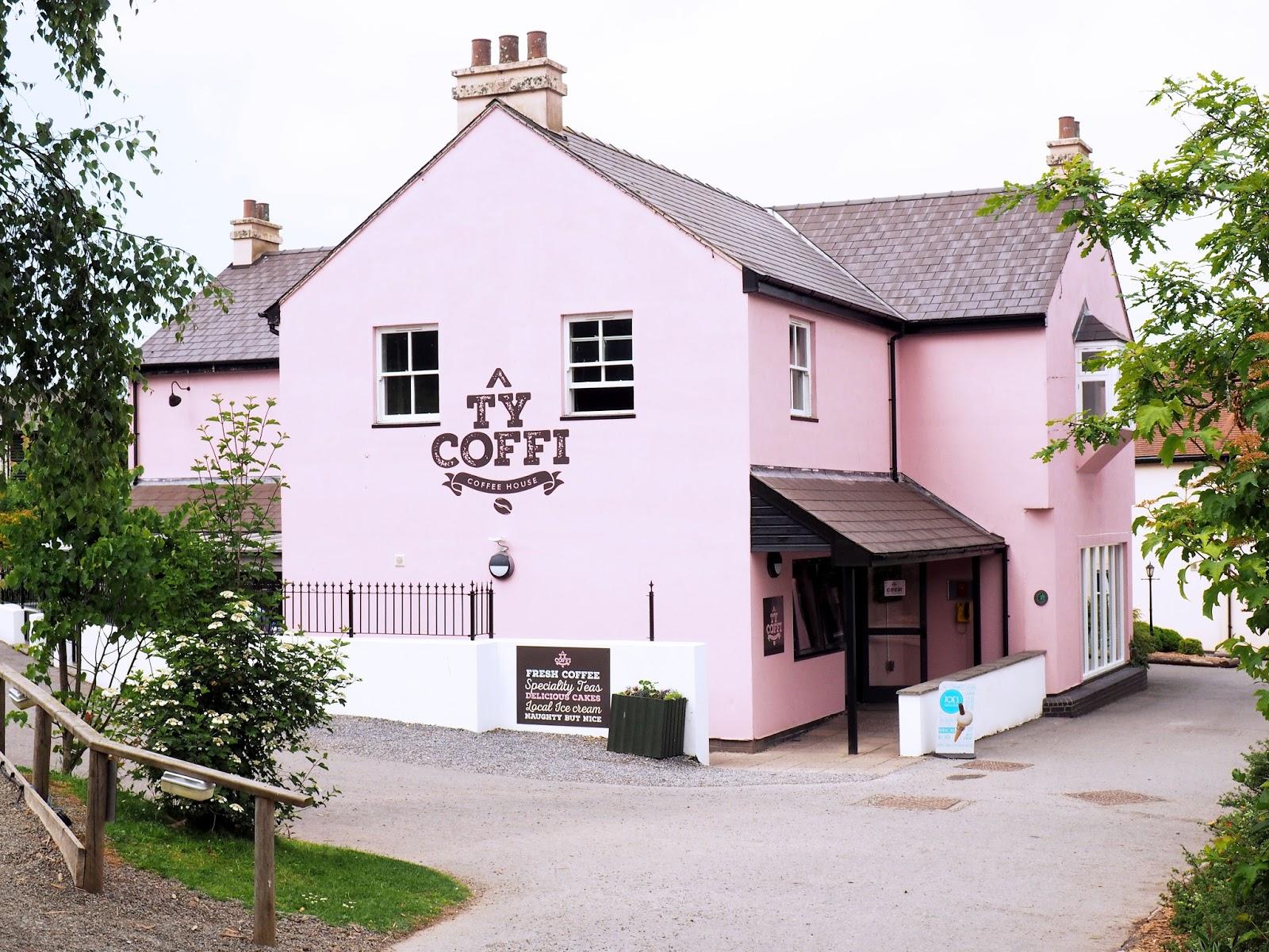 Bluestone Wales Coffee House