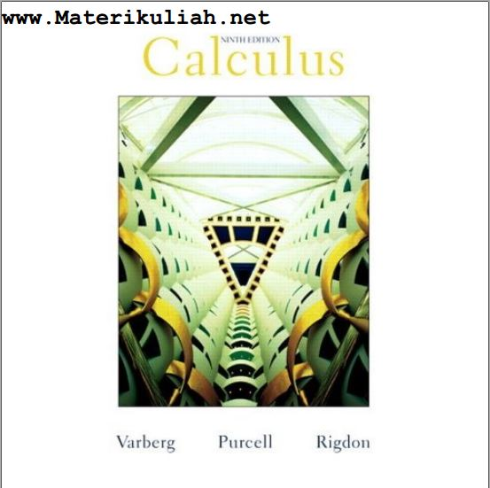 Review Dan Download Buku Kalkulus Ed 9 Karya Purcell Materikuliah Net