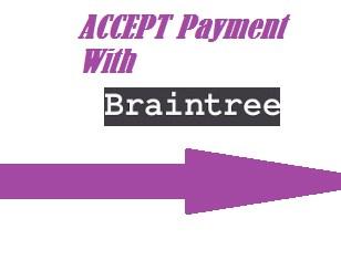 braintree sandbox Payment