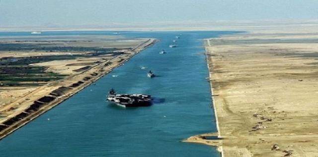 Sejarah Singkat Tentang Pembangunan, Letak dan Pembukaan serta Krisis Terusan Suez