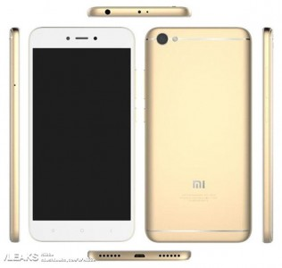Leaked Specifications Of Xiaomi Redmi Note 5A