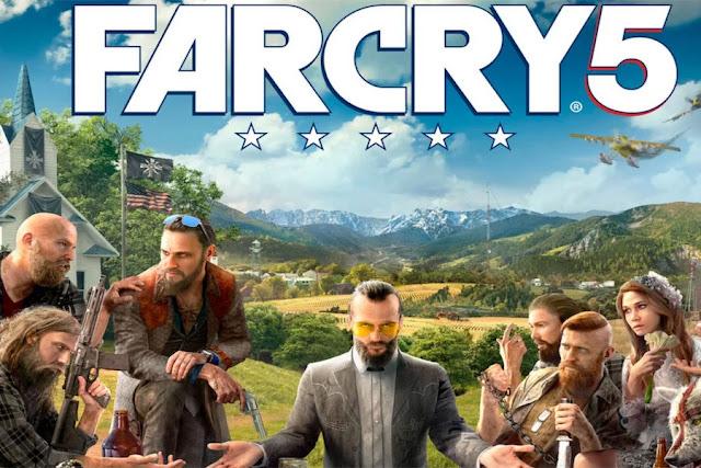 Far Cry 5 Full İndir - Torrent