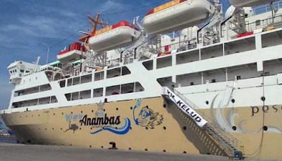 Jadwal Kapal Pelni Kelud Terbaru 2019 2020 2021 2022 2023 2024 2025