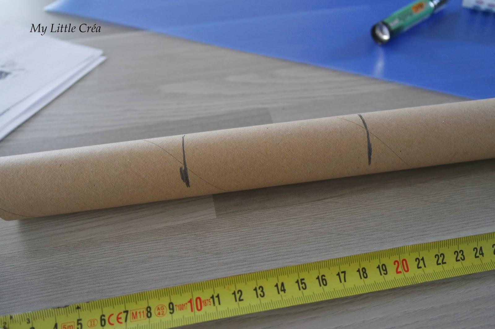 comment faire un sabre laser star wars en papier -|- vinny.oleo